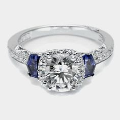 Cheap Tacori Engagement Rings For Sale 4