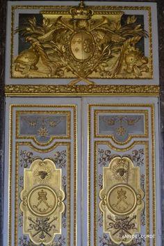 Le Salon de Vénus, Spring 2016, Le Grand Appartement du Roi, Le Château de Versailles, Versailles, France.