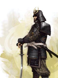 Samurai Warrior