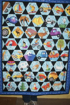 I Spy Quilt! I know someone who makes these for the grandchildren - precious and what a treasure for the grands!