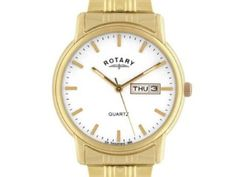 Rotary Mens Bracelet Watch Was £139.00 | Now £84.99 http://tidd.ly/d2ac9a15