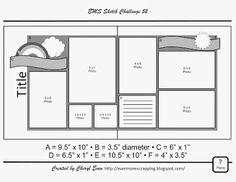 EMS Sketch Challenge 52 with Guest Designer Amanda