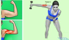 4 SIMPLE EXERCISES TO TIGHTEN LOOSE ARMS