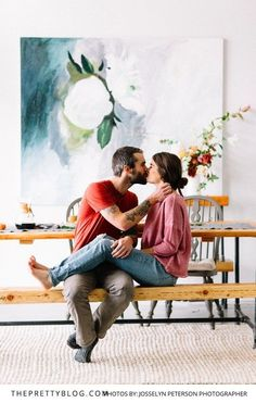 The Best Kind of Love | Pretty Shoots | Couple Shoots | Photography by Josselyn Peterson