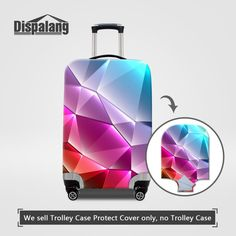 Item Type: Travel AccessoriesBrand Name: DispalangItem Width: Composition: Type: StripedItem Length: Materia Travel Luggage, Luggage Bags, Travel Bags, Best Travel Accessories, Cheap Accessories, Traveling By Yourself, Fashion Women, Suitcase, Crystals