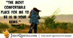 Cute Love Quote - Unknown 6