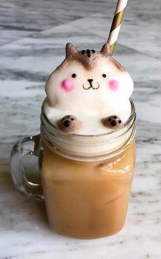 3D latte