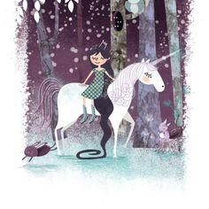 Holly Hatam Illustrations