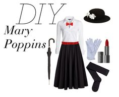 diy mary poppins hat kost me pinterest selber machen. Black Bedroom Furniture Sets. Home Design Ideas