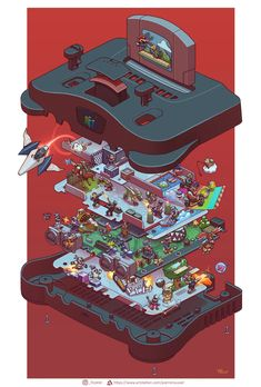 Exploded Retro Gaming I'm a child of the 90s, and naturally, I grew up with the wonderful consoles of that time and the early 2000s. I still remember the hours I could spend playing Zelda Ocarina of Time on my N64 or Final Fantasy VIII on my PS1 (yes I always preferred VIII to VII, …
