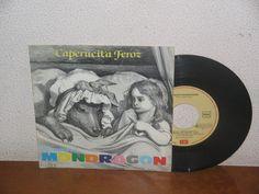 Orquesta Mondragón  7´´ Mega Rare Vintage Spain 1981