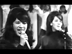 """Be My Baby,"" The Ronettes. one of the most important songs in the history of the world. IMHO."