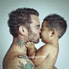 tattoo dad and baby - Google Search