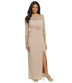 Dillard's Wedding Dresses for Moms
