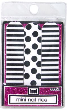 Re-pin for your chance to win our 3 mini nail files! Makes a great stocking stuffer for the Beauty Girl in your life! Available at #Kmart #FredMeyer #Kroger! #Holiday #Giveaway #Freebie #Beauty #Nails #Files #Hoof #Onyxbrands #Manicure #Pedicure #Fashion #Christmas #Stocking #Stuffers