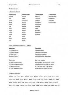 Kringactiviteit rekenen en taal in het thema ridders en prinsessen kun je vinden op de website van Juf Milou. Wolf, Spelling, Cowboys, Letters, Teaching, Education, Winter, Image, Website