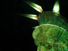 Statue of Liberty lantern