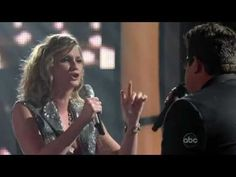 Jennifer Nettles & John Glosson - Stay WOW!!!!