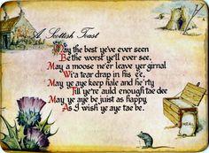 Scottish Gaelic Happy New Year Greeting