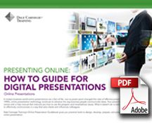 Presenting Online: How To Guide For Digital Presentation
