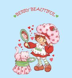 Strawberry Shortcake: Berry Beautiful