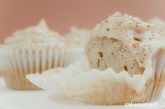 Cupcake alle castagne. Photo: Federico Casella per Cakemania®