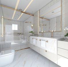 Mansion Interior, Luxury Interior, Dream Home Design, House Design, Modern Luxury Bathroom, Parisian Bedroom, Foyer Design, Laundry In Bathroom, Dream Bathrooms