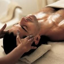 Facials for men, perfect to de-stress and refresh the skin.