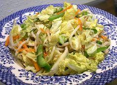 CRUNCHY THAI SALAD II - Linda's Low Carb Menus & Recipes