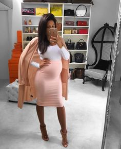 baby shower outfit