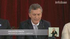 MAURICIO MACRI PRESIDENTE - Infobae