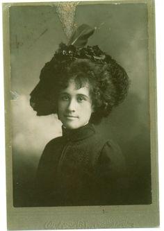 WINNIFRED EATON as a young girl