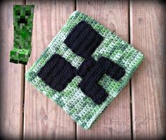 ALL SIZES Creeper Beanie by EternalLightShop on Etsy, $22.00