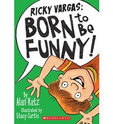 "Read ""Ricky Vargas Born to Be Funny!"" by Alan Katz available from Rakuten Kobo. Ricky Vargas IS the funniest kid in the world! Ricky Vargas is so funny he can make people snort milk out of their noses. Books For Boys, My Books, Childrens Ebooks, Class Pictures, Jokes And Riddles, Reluctant Readers, Reading Levels, Chapter Books, Book Publishing"