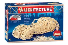 Wonderland Models are an online toy and model shop specialising in Matchitecture and accessories. Browse our range of Matchitecture products online. Model Cars Kits, Kit Cars, Model Shop, Vacation Bible School, Antique Cars, How To Plan, Wood Ideas, Beams, Parenting