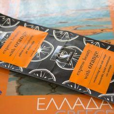 Apivita Express Beauty with Orange maska za lice - Blender Online