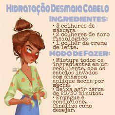 Stylish Hair, Hair Hacks, Growing Up, Make Up, Creme, Tips, Pasta, Healthy Hair Tips, Emerald