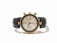 Gerald Genta Gefica Chronograph, Ref. 2989, Schweiz, um 1991 Gerald Genta Gefica Chronograph, Ref. G