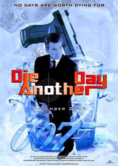 'Die Another Day' - Teaser 4 Love Movie, I Movie, Pierce Brosnan, James Bond, Cinema, 2000s, Well Dressed, Teaser, Detective