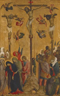 Maestro di Città di Castello, (active was an anonymous painter of Medieval art. Siena, Jesus Burial, Madonna, Luke The Evangelist, Salvator Mundi, Manchester Art, I Believe In Angels, Mary Magdalene, Art Uk