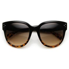 Amazon.com: Womens Large Oversized Fashion Wayfarer Sunglasses (Black): Clothing