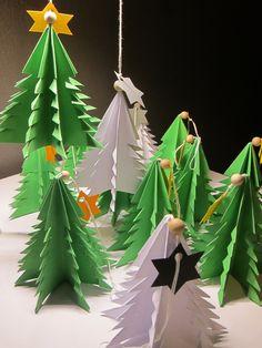 Kuusi joulukortteja