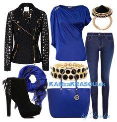 Pre milovníčky modrej - KAMzaKRÁSOU.sk #kamzakrasou #sexi #love #jeans #clothes #coat #shoes #fashion #style #outfit #heels #bags #treasure #blouses #dress