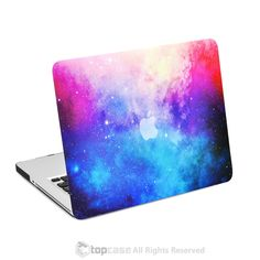 "- Galaxy Graphic Series Macbook Case Cover Perfect fit for Macbook Pro 13-inch 13"" (A1278/with or without Thunderbolt) with black keyboard only - - NOT for Retina Display - The popular Galaxy Graphic"