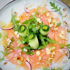 Fish Recipes, Low Carb Recipes, Fish And Seafood, Seaweed Salad, Superfood, Love Food, Tapas, Foodies, Brunch