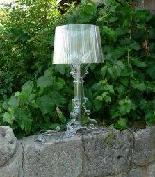 green kartell bourgie lamp bu ferruccio laviani bourgie ferruccio laviani