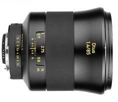 Lens Test: Zeiss Otus APO Planar T* 85mm f/1.4 ZF.2 | Popular Photography