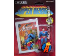 DC Comics Super Heroes Superman Standing Die Cast Metal Figure *** Details can be found by clicking on the image. Raised Fist, Dc Comics Heroes, Metal Casting, Geek Culture, Supergirl, Vintage Toys, Superman, Diecast, Action Figures