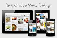 Responsive Web design is the approach that suggests that design and development should respond to the user's behaviour and environment based on screen size, platform and orientation. The practice consists of a mix of flexible grids and layouts, images and an intelligent use of CSS media queries.