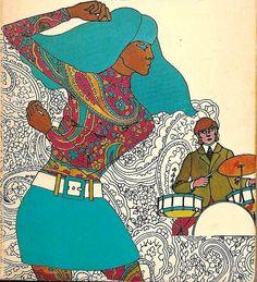 Late 1960s illustration.